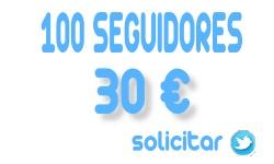 CONSEGUIR SEGUIDORES EN TWITTER - 100 SEGUIDORES EN TWITTER CONTRATAR